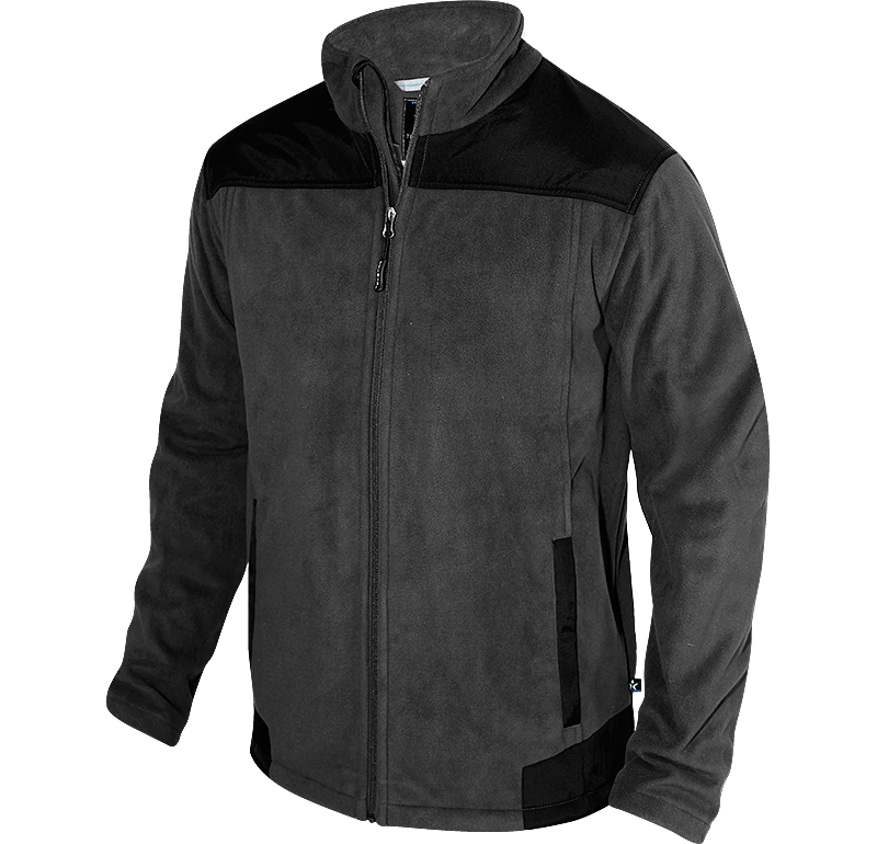 Fleece Jacket Dark Grey M