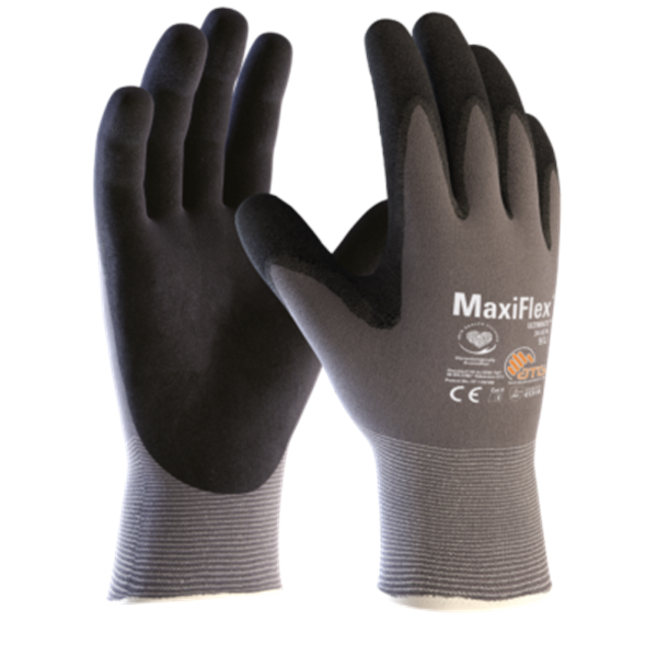 Maxiflex Ultimate Svart