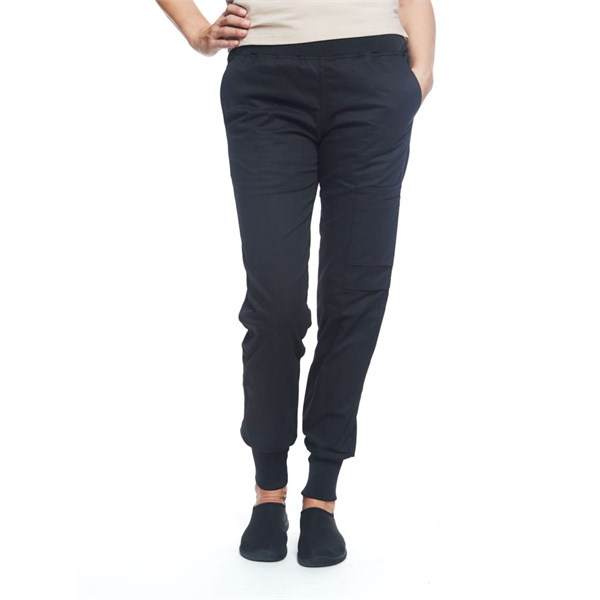 Ladies Easy Pant Black