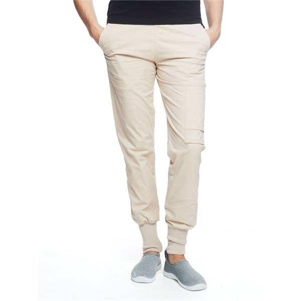 Ladies Easy Pant Dusty